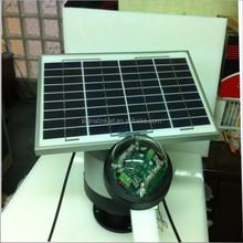 RV solar tracker