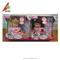 14-inch cotton doll girl gift wholesale baby dolls for sale with factory price