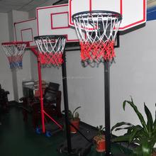 portable adjustable plastic Basketball stand & hoop nets Set