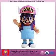 Japanese anime Alrale figure,custom cartoon character anime figures