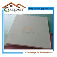 China Waterproof Fireproof Drywall Pink Drywall