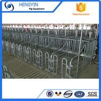 hot sale pig farming equipment--gestation crate/gestation stall/gestation cage