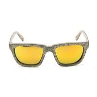 New product Imitation stone wood eyeglasses ,mirror lens sunglasse
