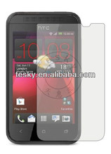 For HTC Desire 200 High Clear Screen Protector Skin Cover