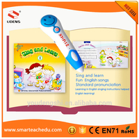 Wholesale Children Say Book Baby Educational Toys English Speaking Pen