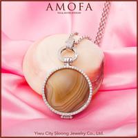 Professional Made Latest Design Korea Silver Jewelry