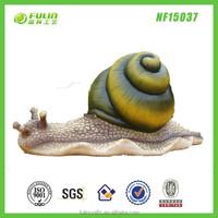 wholesale polyresin garden snail decoration