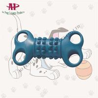 Wholesale Pet Playing Toys Dog Silicone Bones