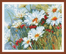High quality Diy diamond painting with flower picture for living room decor GZ111