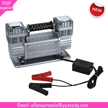 12v air compressor car tyre inflator new product / two colors for choice(SZ-8057)