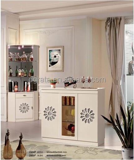 2014 vente chaude simple meuble d 39 angle avec bar de table for Bar mobile usato