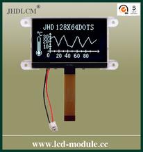 lcd module dot matrix display JHD12864-G45IBSW-BL