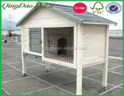 factory price top quality wooden indoor dog kennels for sale