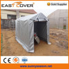 made in China fashion design small fabric motorcycle shed