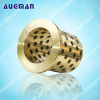 good quality JFB brass tubing flange/motor bushing/brass drill guide bushings