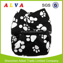 2015 Alva Washable and Reusable Baby Diapers.Eco friendly Diaper