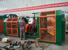 Best service 3 strand twisted polypropylene rope machine for sale