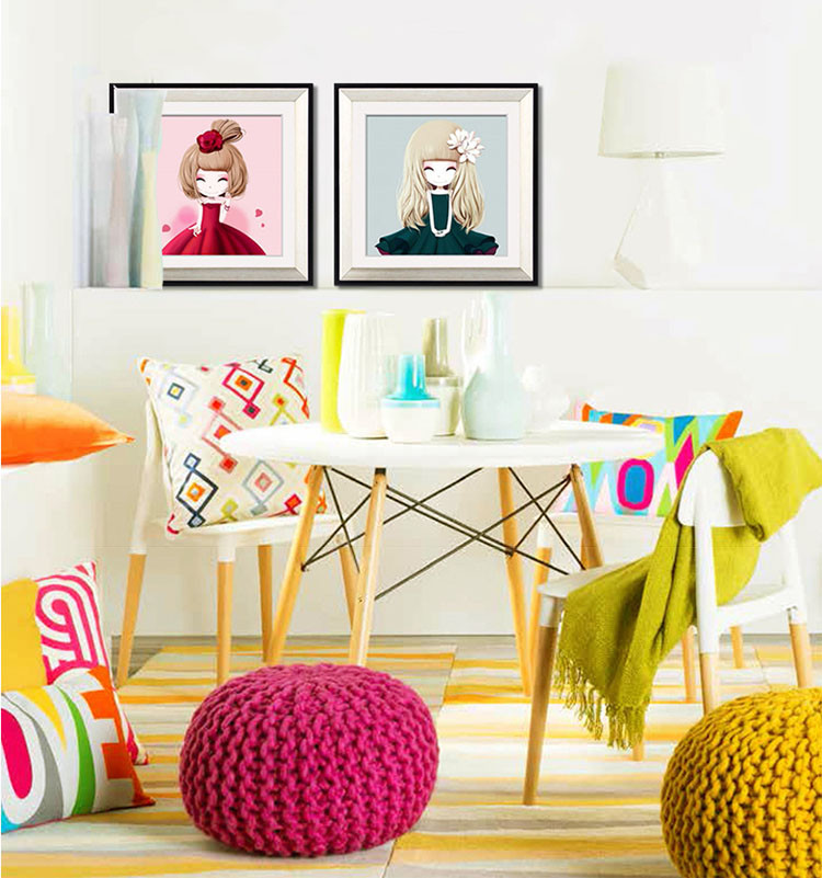 Children Room Cartoon Photo Frame Cheap Bulk Picture Frames - Buy ...
