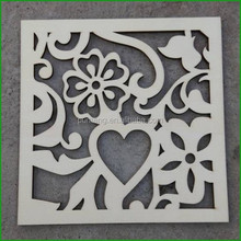 Laser Cut Wall Wood Stickers Home Decor for Christmas Decor