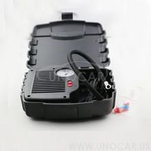 Hot selling portable car tire inflator pump