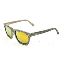 High quality wood stone sunglasses