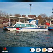 Popular Fast Passenger Boat China Manufacture Boat for river