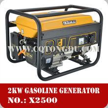 Hot sale 1kw 1kva 1000w gasoline generator