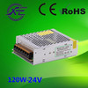 Shenzhen Faithful Power high quality CE RoHS led power driver, 24v 120w LED Light bar Switching Power Supply