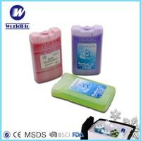 Hard shell ice pack freezer pack BPA free