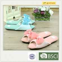 GCE1366 Best selling house indoor pretty chinese mule slippers