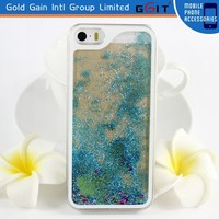 Luxury Star Drift Sand Hard PC Cover Case For iPhone 5