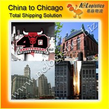 Air Freight agent in Shenzhen Guangdong to Chicago