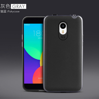iPaky Soft Plastic Mix Silicon Back Mobile Phone Case For Meizu M1
