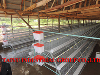TAIYU Poultry Cage Sale in Philippines