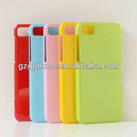 newest design glossy and shiny hard pc case with UV oil for Blackberry Z10