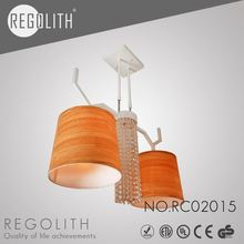 Hot model chain chandelier art