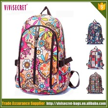 China factory new design cartoon picture of 2015 wholesale children school bag