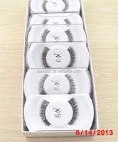 New products plastic eyelash box packaging false eyelash cases empty box for eyelash