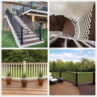 wpc gazebo balcony railings decorative balcony railings aluminum balcony railing