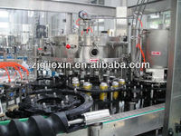 Beer filling and capping machine