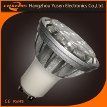 Aluminium SMD2835 gu10 6w osram led spotlight 5W 7W with CE