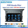 Car radio gps special for honda pilot car parts gps navigation with rearview camera