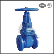 China supplier ducitle iron rising stem gate valve