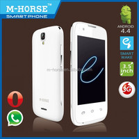 good 3G android 3.5inch android mobile phone in factory mobile phone / welcome mobile phone oem M-HORSE P5-W