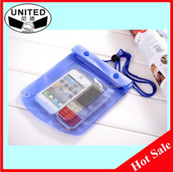 HOT universal fashion mobile phone waterproof bag for all brand phones