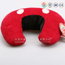 ICTI and Sedex Audit factory making U Shape travel neck pillow