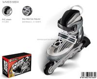 PVC wheels Easy Slide Size Adjuster Junior inline skate shoes