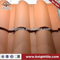 natural red spanish clay roof tile manufacturer