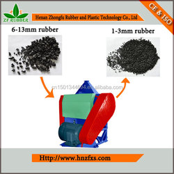 used tire recycling machine/used tire recycling machine/tire repairing machine