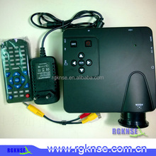 buy direct from china factory LZ-H80 Remote Control LED mini projector mobile phone